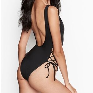 Victoria secret lace one piece